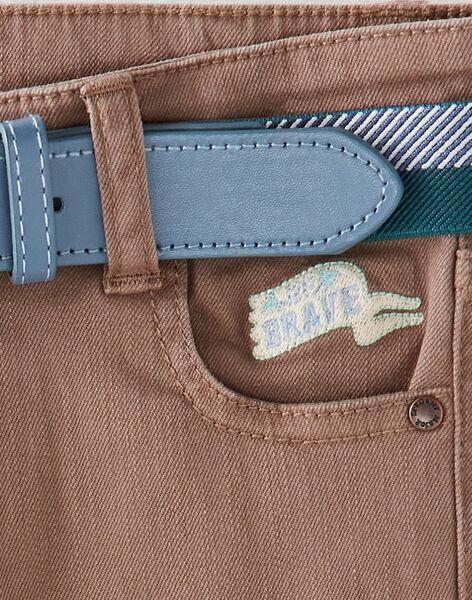 Pantalon Marron VEXONAGE / 20H3PGR2PANI817