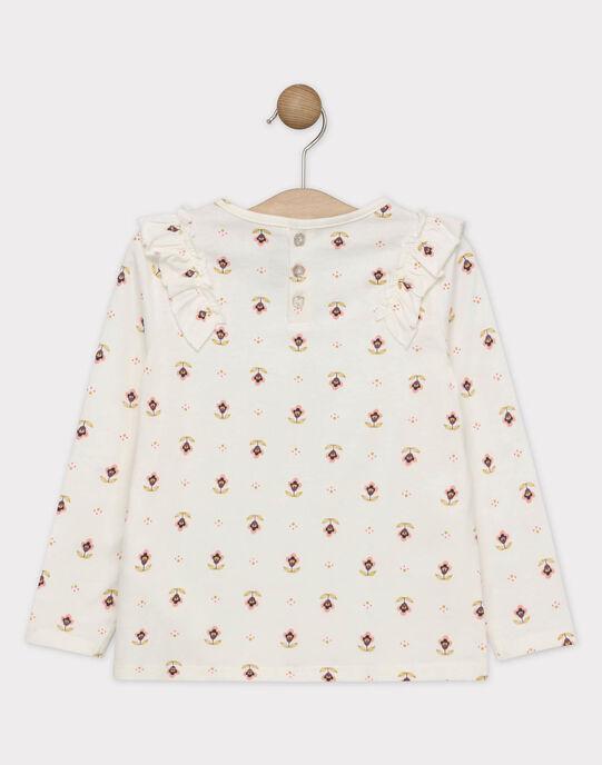 Tee-Shirt Manches longues en jersey. SOKINETTE / 19H2PF62TML001