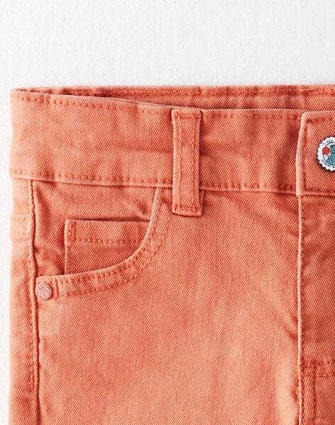 Pantalon coloré  VETRAGE / 20H3PGM1PAN408