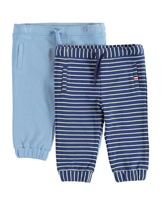 lot de pantalons Bleu TIVICTOR / 20E1BG91LDP208