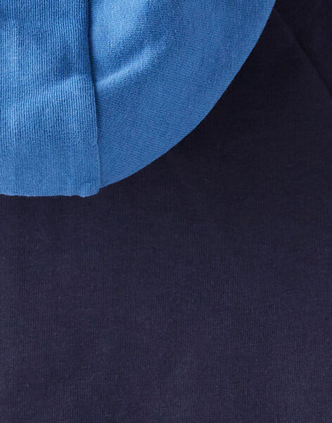 Veste de jogging bleu VABORAGE-1 / 20H3PG73JGH070