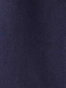 Bas de jogging bleu  VADRAGE-1 / 20H3PG72JGB070