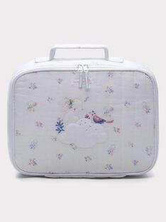 Valise de maternité rose pâle bébé fille TYVALISE / 20E0AFF1VAL000