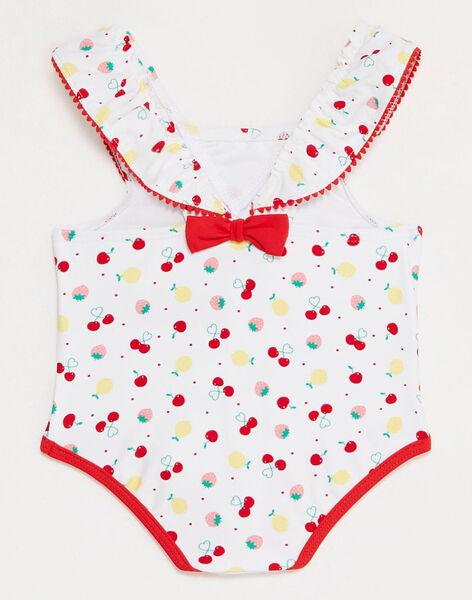 Maillot de bain imprimé bébé fille  TICASSY / 20E4BFI3MAI001