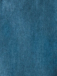 Salopette en velours côtelé vert  VAJILL / 20H1BGM1SAL608