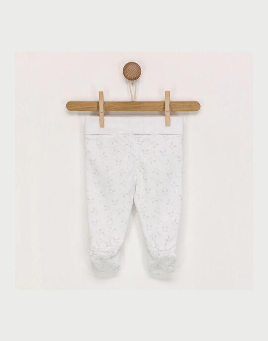 Pantalon blanc RYALIZE / 19E0NM12PNP001