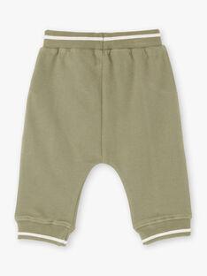 Pantalon de jogging kaki ZAADAMO / 21E1BG71JGB604