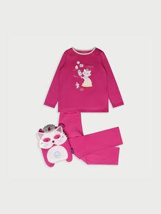 Pyjama rose RIVAVETTE 3 / 19E5PF51PYT304