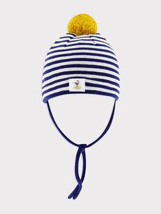 Bonnet Bleu SAFIRMIN / 19H4BG41BONC214