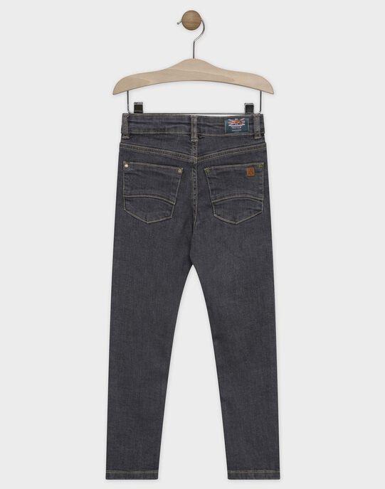 Jeans Denim gris SAVROUAGE / 19H3PGC1JEAK004