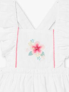 Robe Blanche ZASOLENE / 21E1BFU1ROB000