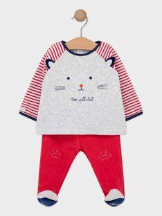 Pyjama bébé garçon  TEPIMEO / 20E5BG71PYJ050