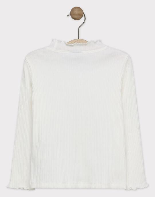 Tee-shirt manches longues.  SULINETTE / 19H2PFC1SPL001