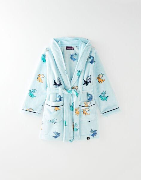 Robe de chambre imprimé dragons petit garçon  VEROBAGE / 20H5PG31RDC020