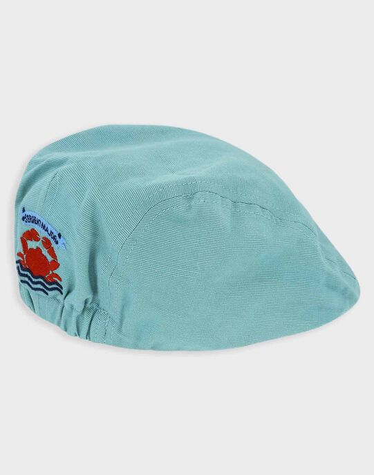 Casquette turquoise petit garçon TUBERAGE / 20E4PGW1CHA209