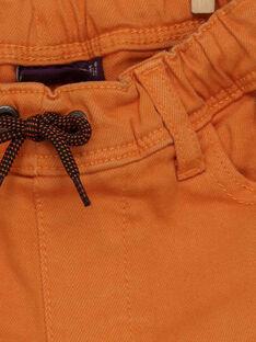 Pantalon orange RABADAGE / 19E3PG41PAN402