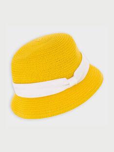 Chapeau jaune RYELOETTE / 19E4PFS1CHA106