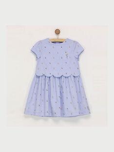 Robe bleue  ROPALIETTE / 19E2PFD1ROB721