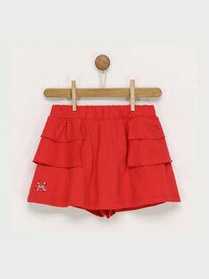 Jupe rouge RADUDETTE 1 / 19E2PFL1JUP050