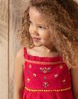 Débardeur rose fuchsia enfant fille TIUBIETTE / 20E2PFQ2DEBF510