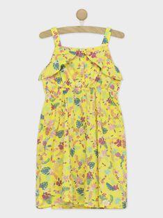 Robe bain de soleil jaune ROYGLETTE / 19E2PFQ1RBS108