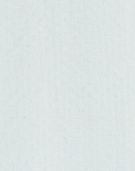 Dors bien et son bonnet bleu ciel bébé fille VELUCIE / 20H5BF27GRE020