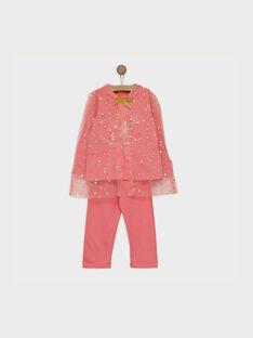 Pyjama Rouge REJINETTEX / 19E5PF77PYJ404