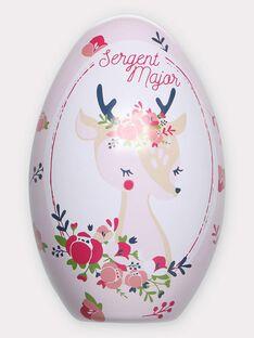 Oeuf de Pâques et cape fille TUTUETTE 1 / 20E2PFU1CPO000
