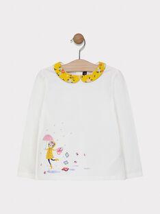 Tee-shirt à manches longues SITAMETTE / 19H2PF41TML001