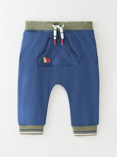 Pantalon de jogging bleu gris  VAHIRO / 20H1BGL1JGBC201