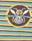 Chaussettes Bleue ZAMEAGE / 21E4PG92SOQC233
