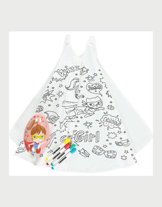 Oeuf de Pâques : cape blanche RAVOPETTE / 19E2PFG4CPO000