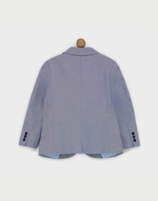 Veste bleue RIVINAGE / 19E3PGF1VES070