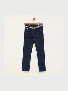 Jeans bleu jean RAMUFETTE4 / 19E2PFB1JEA704