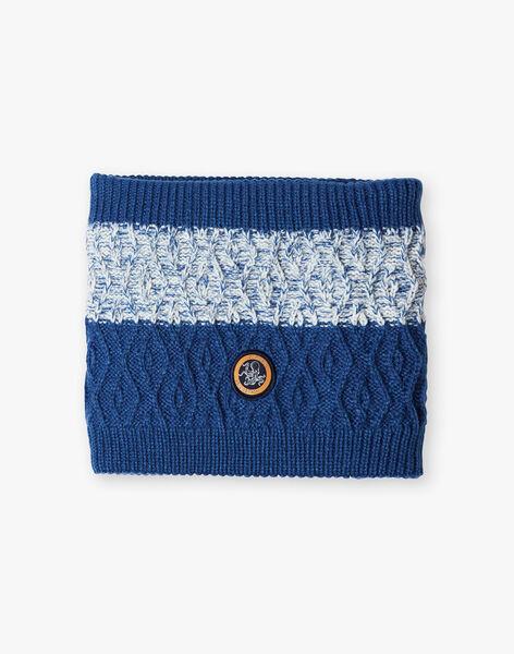 Snood en tricot fantaisie  VUNECAGE / 20H4PGJ2SNOC219
