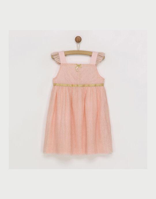 Robe rose  RYAJIETTE / 19E2PFR1ROB413