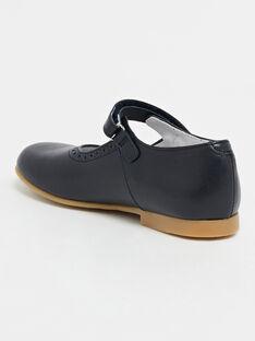 Chaussures salome Bleu marine TBABETTEM / 20E4PFP1D13070