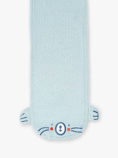 Écharpe en tricot VAHELM / 20H4BGI2ECH205