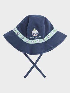 Chapeau bleu bébé garçon TAPIPO / 20E4BGP1CHAC205