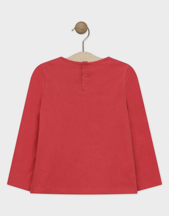 Tee Shirt Manches Longues Rose SAROBETTE 3 / 19H2PFD2TML310