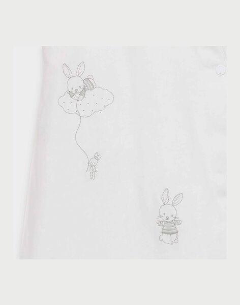 Turbulette blanche RYGLOU / 19E0AMI1TUR001