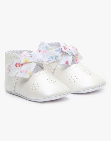 Chaussures nacrées bébé fille TALICE / 20E4BFJ1CHO963
