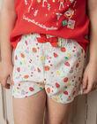 Pyjama Rouge ZEFRUETTE / 21E5PF21PYJ505