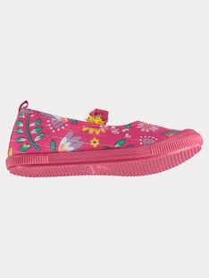 Chaussures imprimées petite fille  TOWAETTE / 20E4PFG1CHT302
