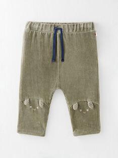 Pantalon kaki  VAHENLEY / 20H1BGL1PAN604