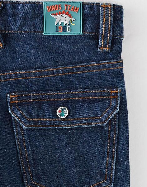 Jean poches plaquées VEXAGE / 20H3PGM1JEAP271