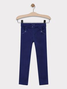 Pantalon en twill coloré SAPOLETTE 2 / 19H2PF93PAN070