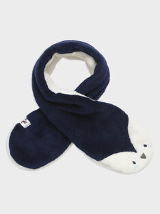 Echarpe Bleu marine SATAYSON / 19H4BGN1ECH713