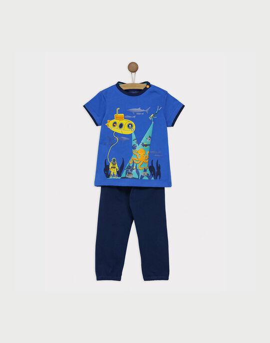 Pyjama Bleu REPIRAGEEX / 19E5PG78PYJC213