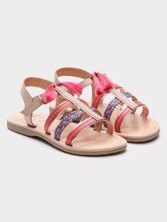 Chaussures rose ROUVANETTE / 19E4PFM1CHT009
